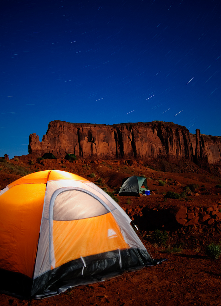 Best Places to Camp in Utah