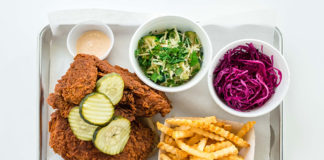 Where to Get Fried Chicken in Utah