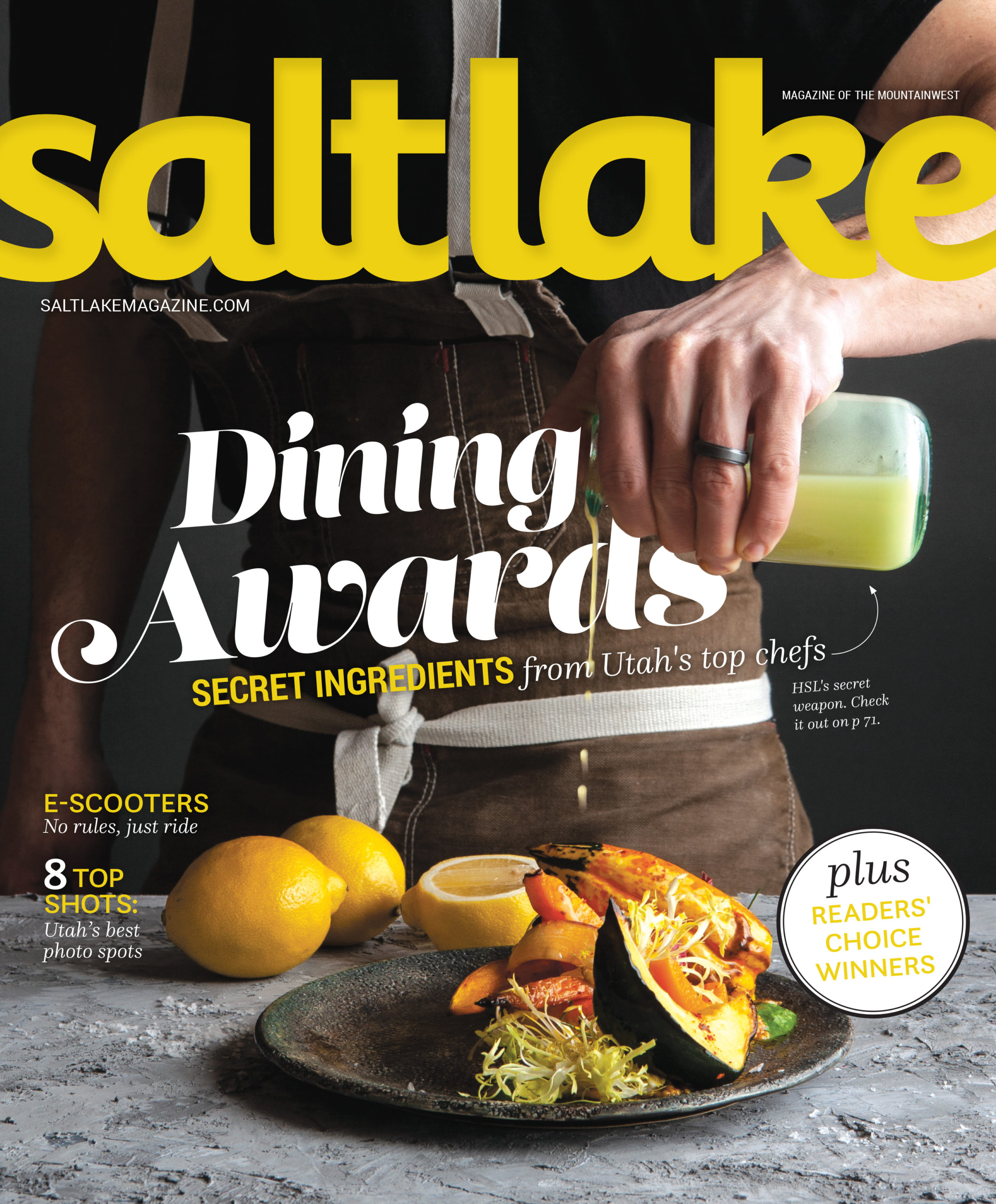 Dining Awards Issue