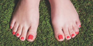 Five hacks to the best pedicure ever