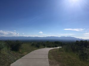Family Hikes in Olympus Hills Park