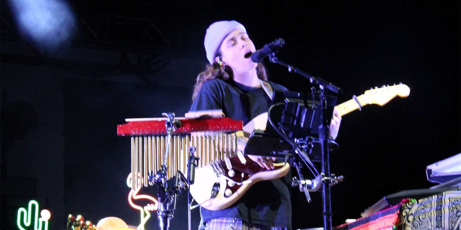 Tash Sultana at Red Butte Review