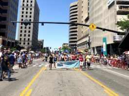 The Utah Pride Center is organizing the Utah Pride Road Rally for National Coming Out Day/