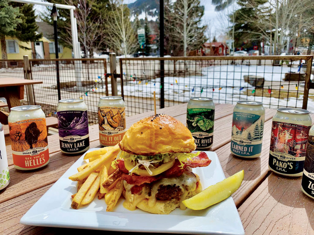 Snake River Brewing Company, Wyoming, Beer, road trip, travel