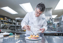 La Caille Executive Chef Billy Sotelo
