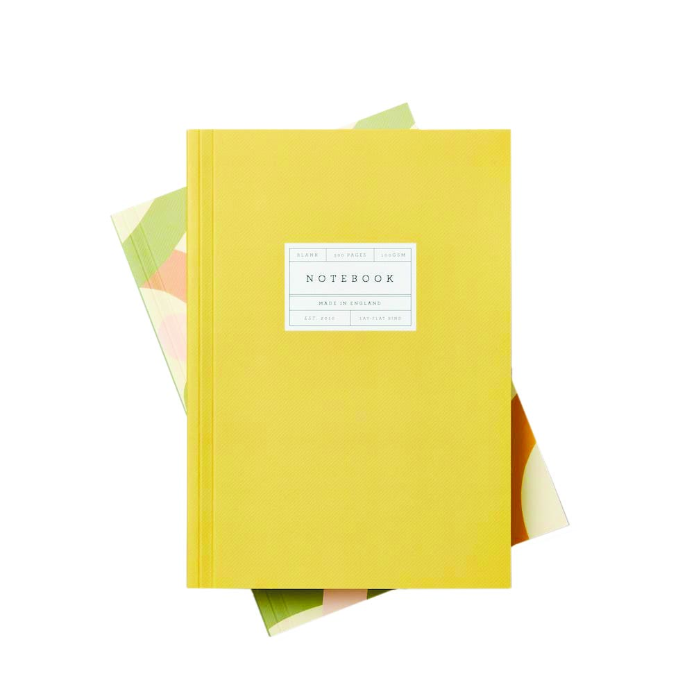 Lay-flat Notebook by Atelier