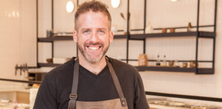 Roe'e Levy, Vessel Kitchen chef and partner