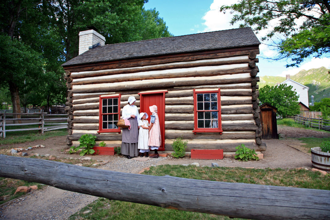 Celebrate Pioneer Day at This Is The Place Heritage Park, SLC, Utah
