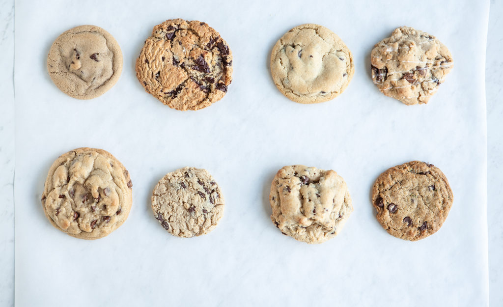 Entries for the best chocolate chip cookie in Utah