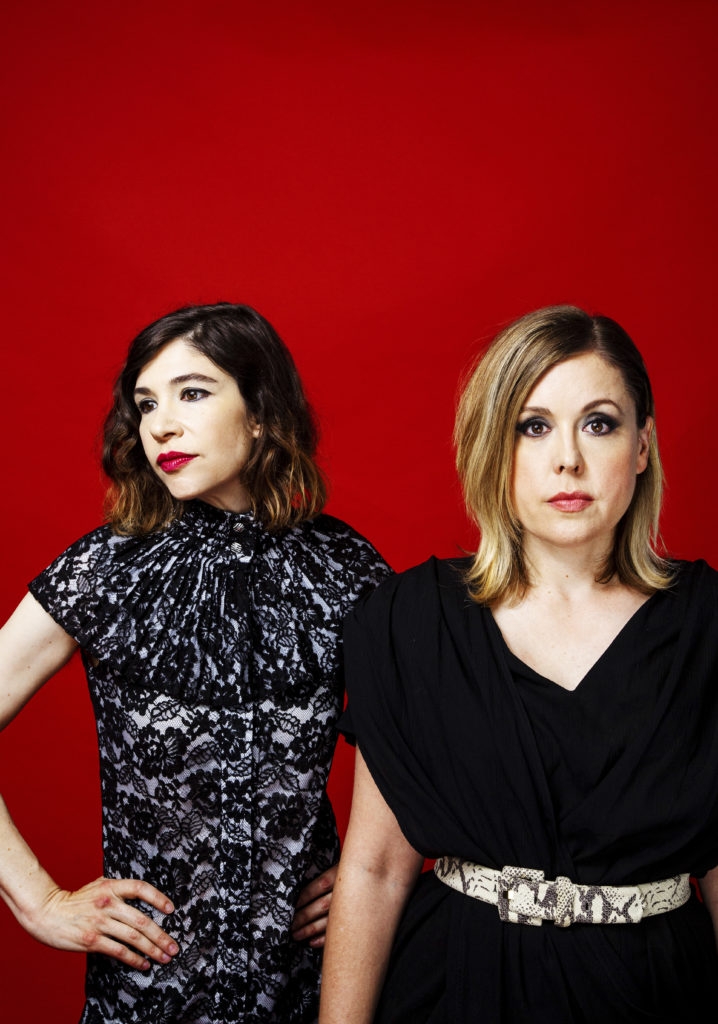 Red Butte Concerts: Sleater-Kinney on Sunday, August 8, 2021.