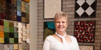 Leah Wynn, owner of Inside Out Architecturals Inc.