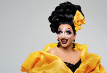 Bianca Del Rio will perform 'Unsanitized' at the Capitol Theatre Sept. 26