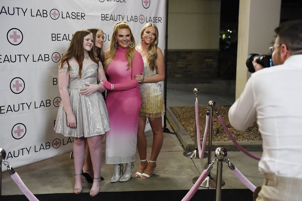 Annabelle Gay, Georgia Gay, Heather Gay and Ashley Gay of The Real Housewives of Salt Lake City
