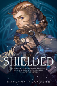 """Cover of """"Shielded"""" by KayLynn Flanders"""