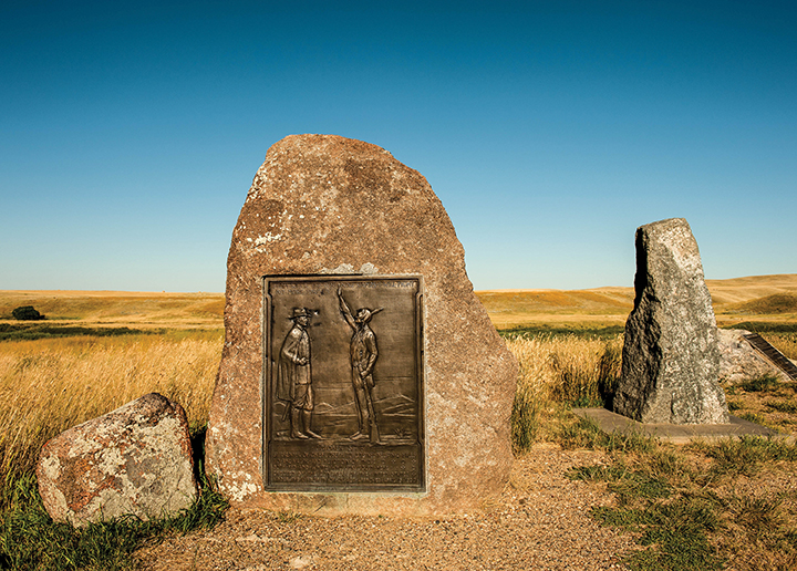 Bear Paw Battlefield National Historical Park. Photo by Montana Office of Tourism and Business Development.