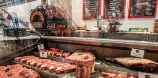 High-quality meats at Chop Shop in Park City