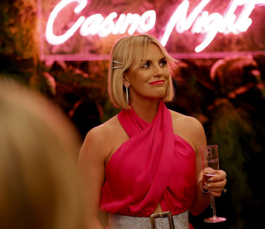 """THE REAL HOUSEWIVES OF SALT LAKE CITY """"Friendship Roulette"""" Episode 204, Pictured: Whitney Rose (Photo by: Andrew Peterson/Bravo)"""