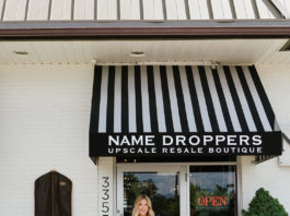 Tiffany Colaizzi, founder of Name Droppers